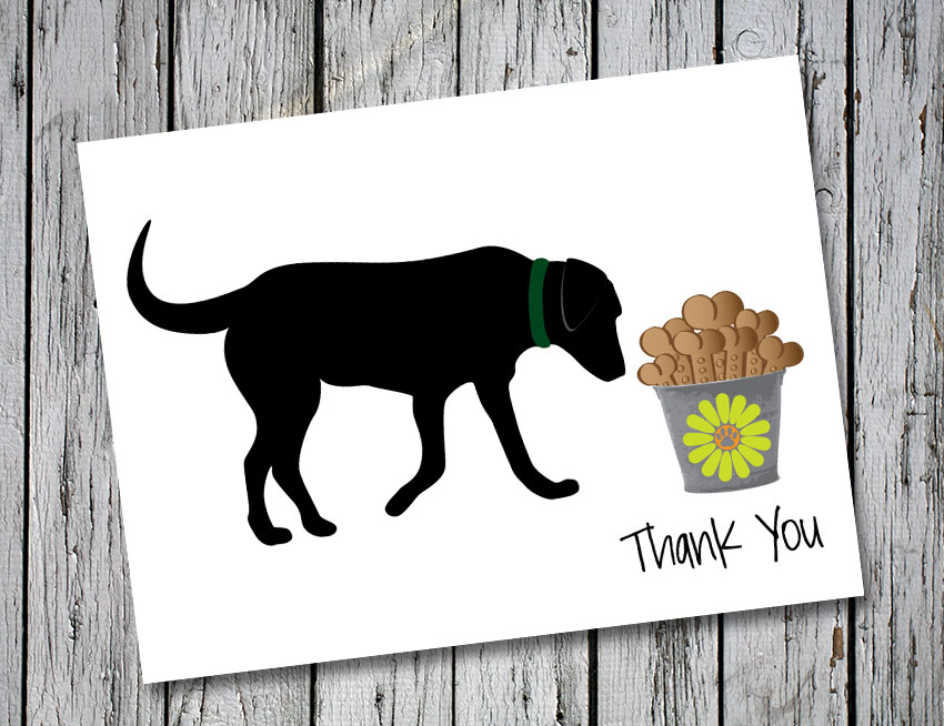 Big Max Thank You Notes